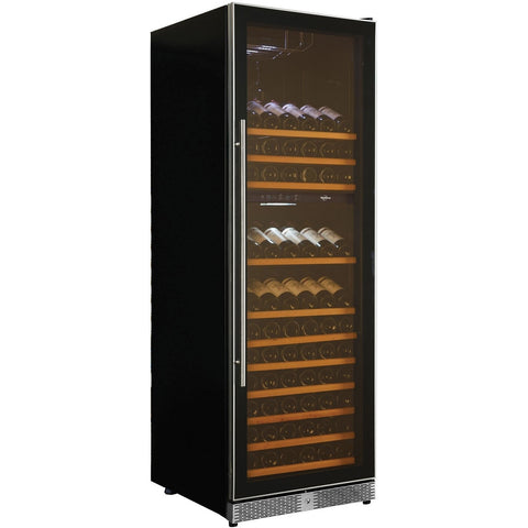 Koolatron WC168DZ Wine Cooler  170 Bottle Dual Zone Freestanding Wine Cooler - Koolatron - 170 Bottles