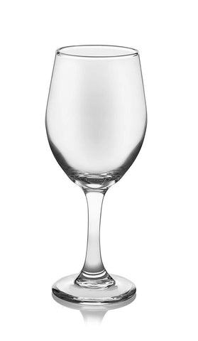 Image of Libbey Wine Glass Libbey Classic White/ Red Wine Glasses, Set of 4