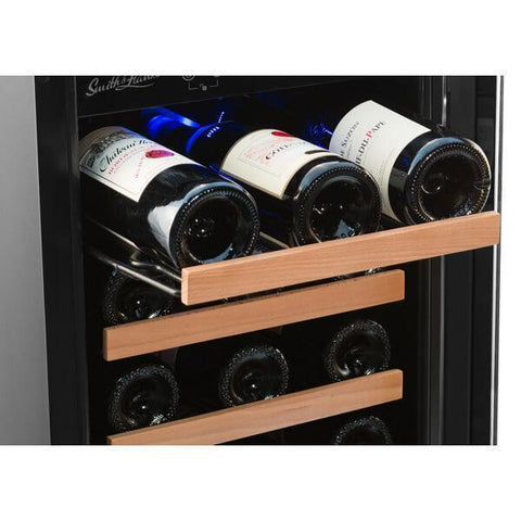 "Image of Smith & Hanks RW88DR 15"" Wide 32 Bottle Signature Dual Zone Wine Cooler RE100006 - Smith & Hanks - 32 Bottles"