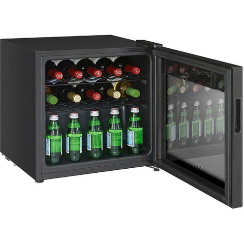 "SPT WC-1686C 16 Bottles 19"" Wide Freestanding Thermo-Electric Wine Cooler - SPT - 16 bottles"