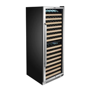 Whynter 164 Bottle Dual Zone Refrigerator Wine Cooler BWR-1642DZ - Whynter - 164 Bottles