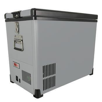Image of Whynter Elite 45 Quart SlimFit Portable Freestanding Wine Cooler FM-452SG - Whynter - Wine Freezer