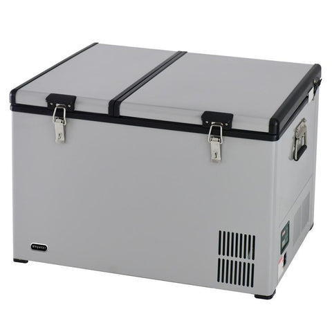 Whynter Wine Freezer Whynter 95 Quart Portable Wheeled Refrigerator Wine Cooler FM-951YW