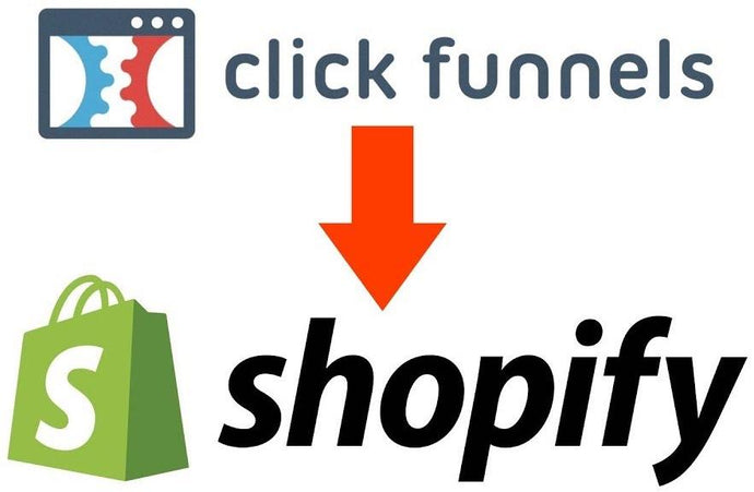 Add ClickFunnels to Shopify