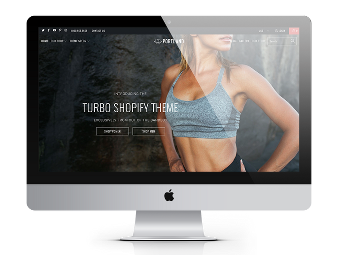 Shopify Turbo Theme