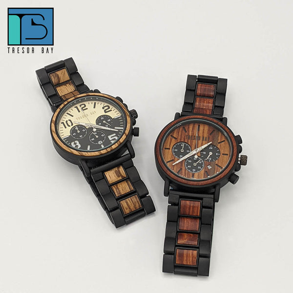 Montres Bambou First Tresorbay