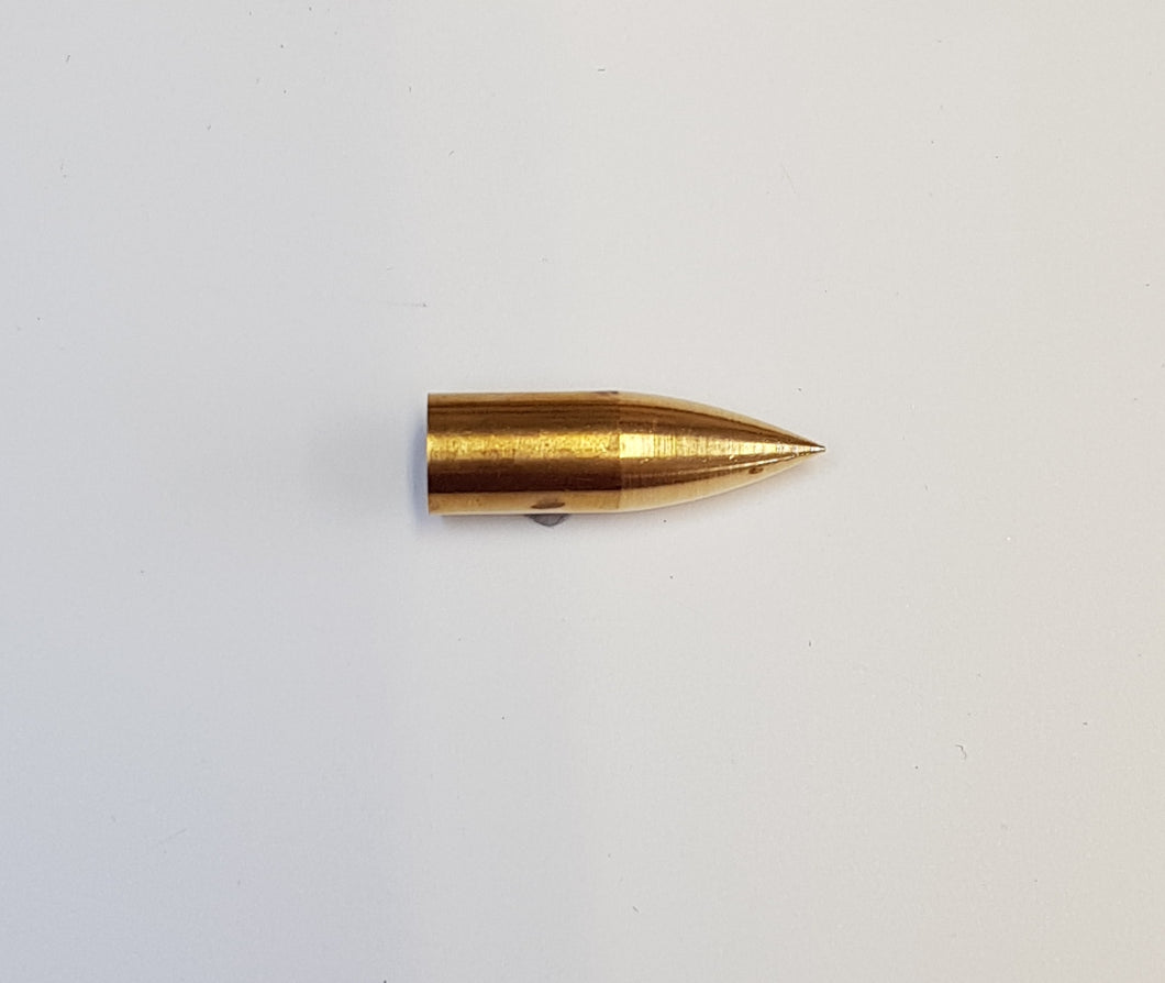 Brass Bullet Parallel Points - 11/32