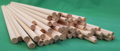 POC Wooden Arrow Shafts