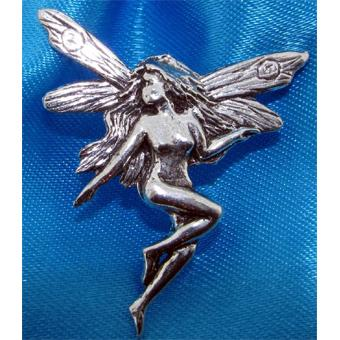Fairy Pin Badge