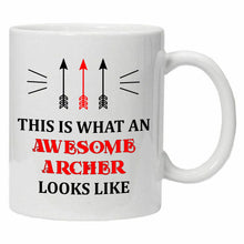 Load image into Gallery viewer, Archery Mug - Awesome Archer
