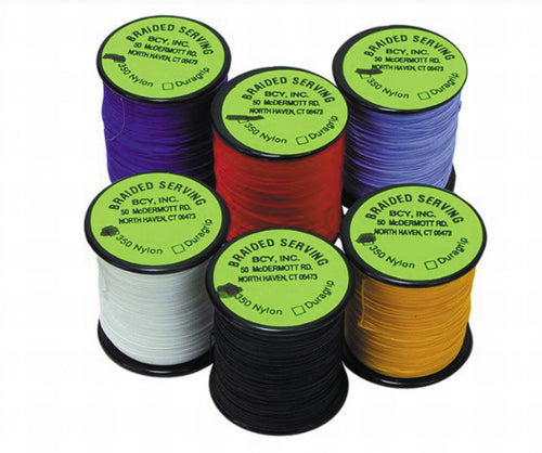 BCY 350 Braided Nylon Serving Thread