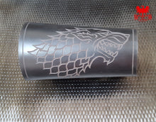 Load image into Gallery viewer, KG Leather Bracer - Dire Wolf