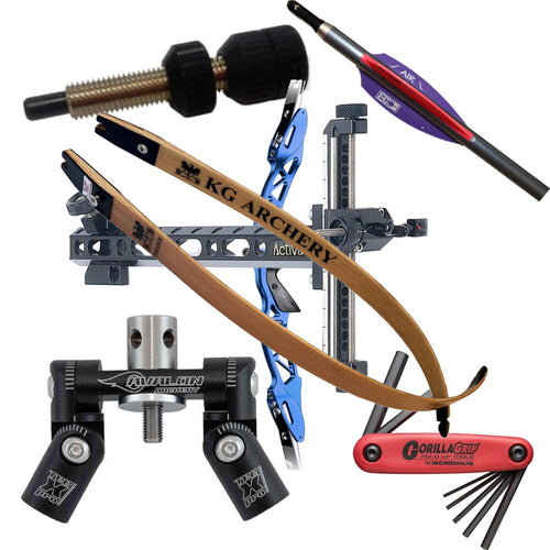 Recurve Bow Set Up