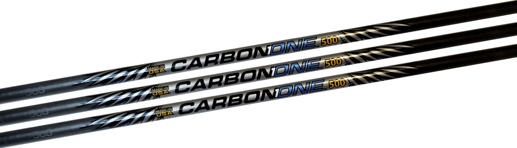 Easton Carbon One Arrow Shafts x12