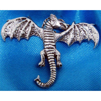Dragon Pin Badge