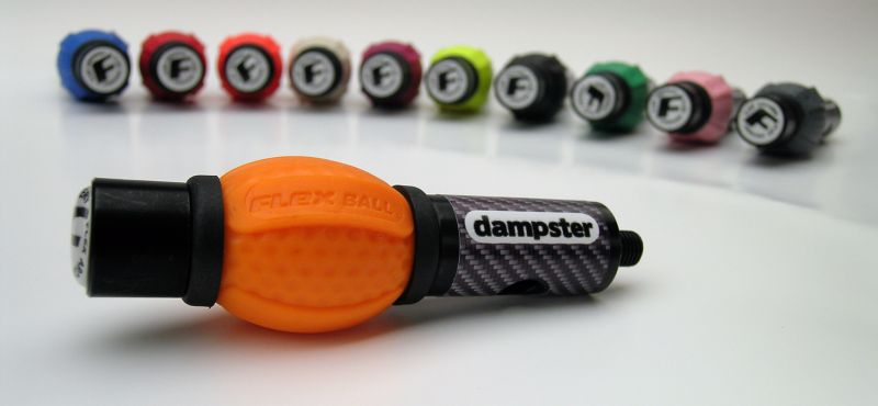 Flex-Ball Damper