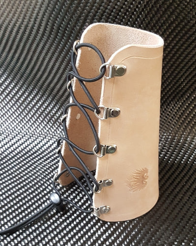 KG Leather Bracer - Plain