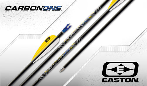 Easton Carbon One Arrows x12