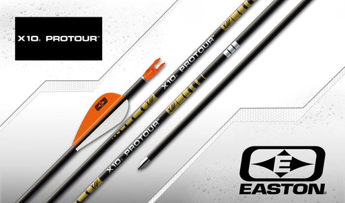Easton X10 Protour Carbon Arrows x12