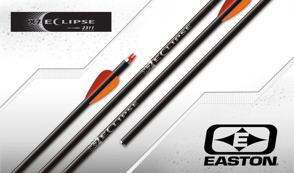 Easton X7 Arrows x8