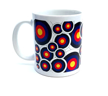 Load image into Gallery viewer, Archery Mug - Target Faces