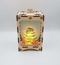 Load image into Gallery viewer, Christmas Tree Lantern