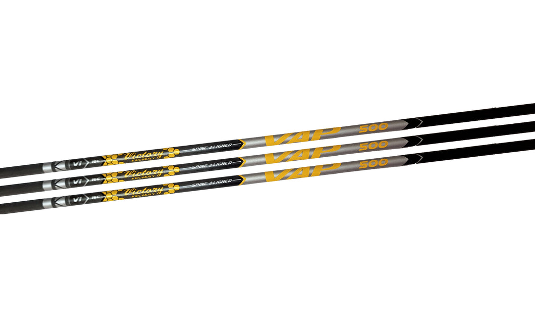 Victory VAP Elite Carbon Shafts x12
