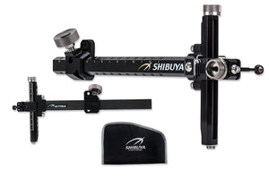 Shibuya Ultima II RC 485-9 Carbon Sight