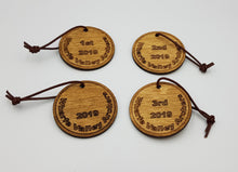 Load image into Gallery viewer, Wooden Medals