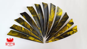 "Gateway 4"" Camo Shield Feathers"