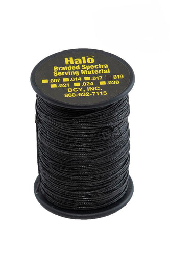 BCY Halo Braided Serving