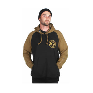 iRideSideways DWR Signature Fit Valley Hoodie