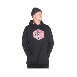 iRideSideways DWR Shred Fit Hoodie