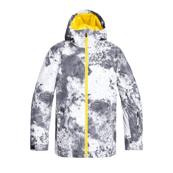 QS Mission Printed Youth Jacket