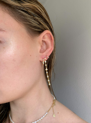 String of Stars Earrings