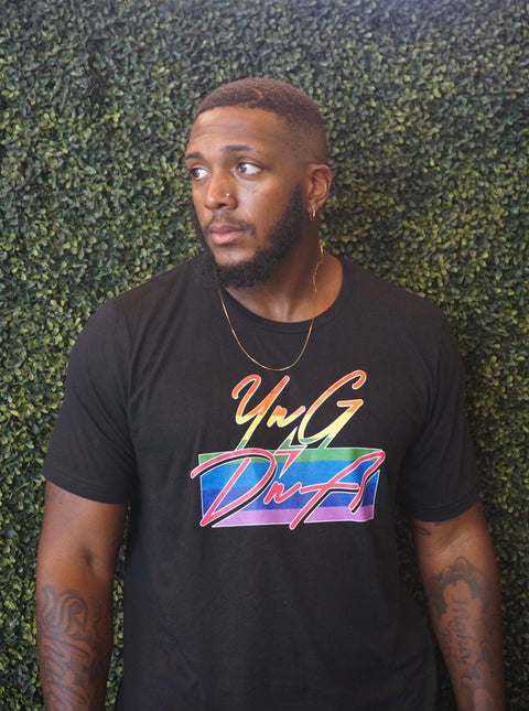 YnG DnA x Wade Family Men's Pride T-Shirt