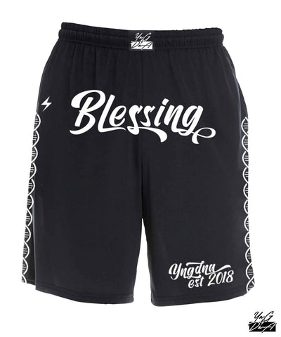 YNG DNA Blessing Shorts