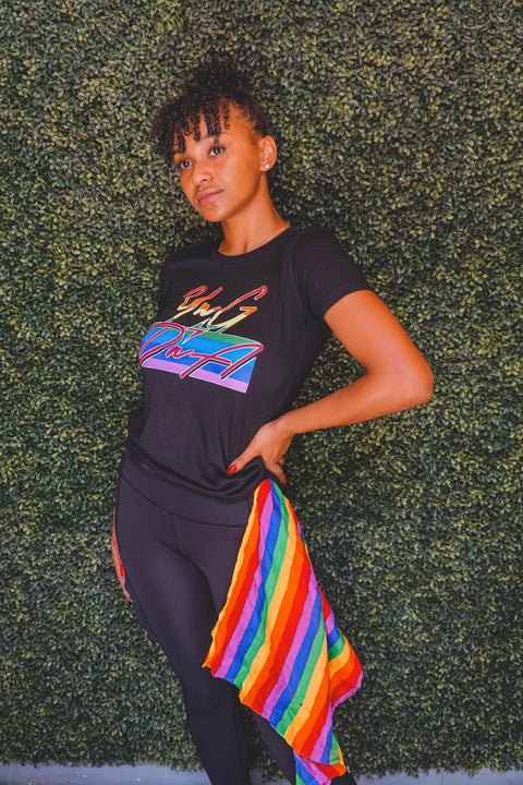 YnG DnA x Wade Family Women's Pride T-shirt