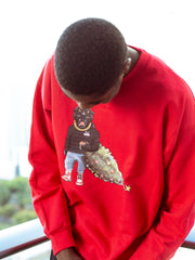 YNG DNA Panther Sweater