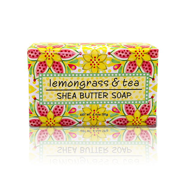 Lemongrass + Tea