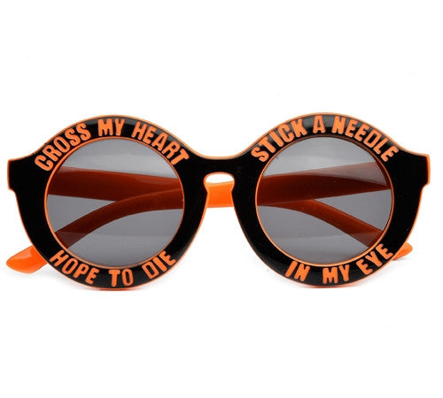Cross My Heart Sunglasses