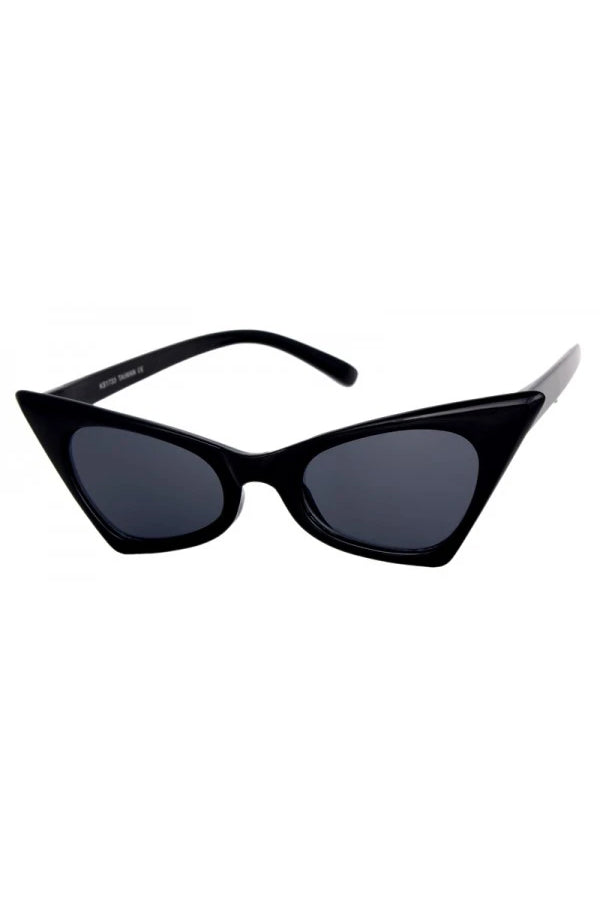 Play All the Angles Angular Cat-Eye Shades