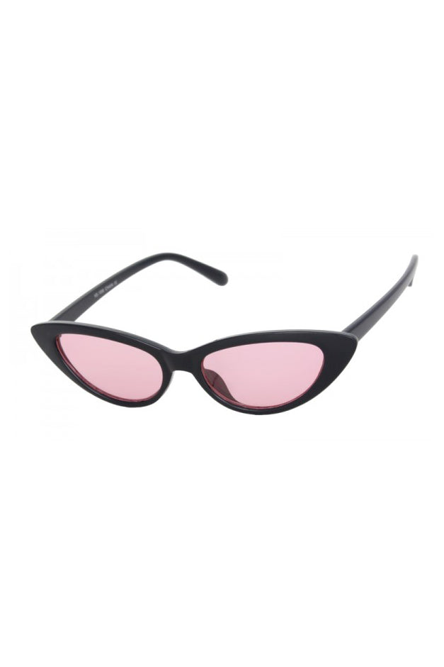 Eyes on the Prize Cat-Eye Sunglasses