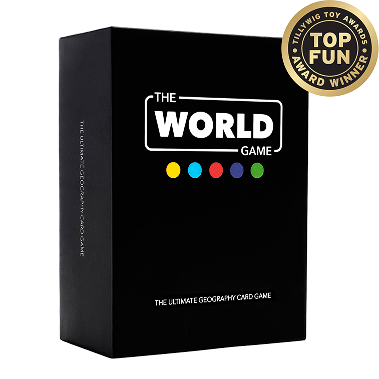 The World Game - Geography Game