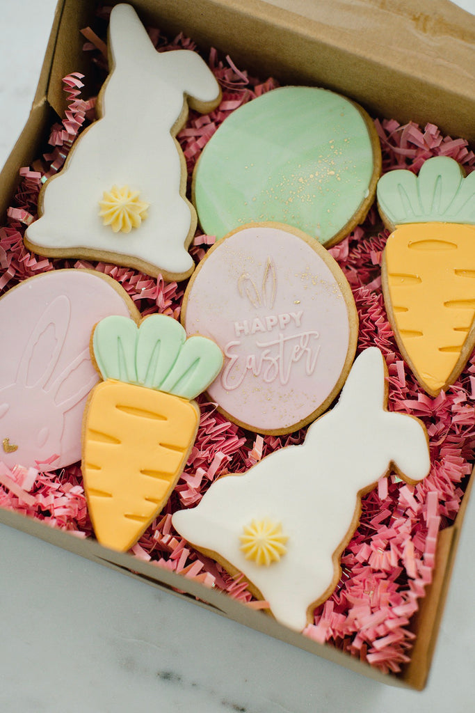 Easter Cookie Box