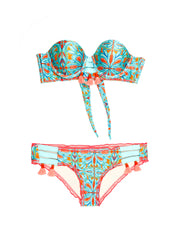 Sunset Strip Brazilian Bikini Bottom