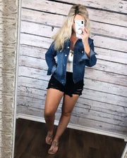 Game Changer Denim Jacket