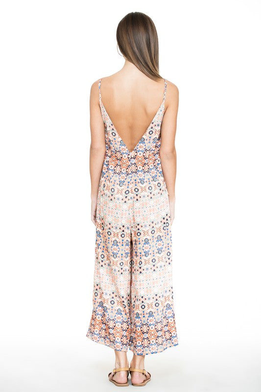 Pickin' Flowers Jumpsuit