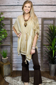 All Natural Poncho