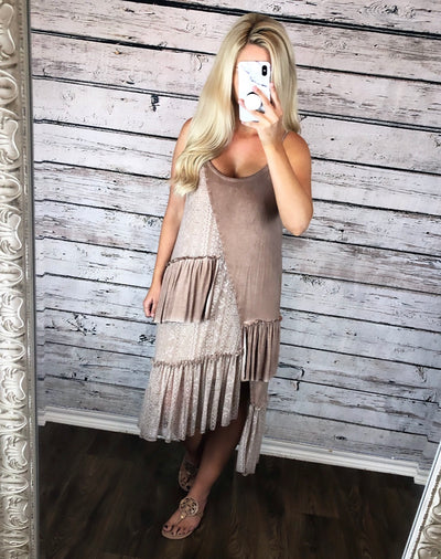 Dreamers Dress In Cocoa